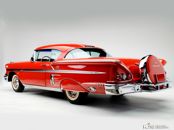 Chevrolet Bel Air Impala Sport Coupe 1958 –