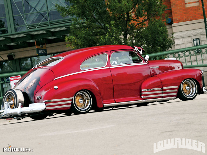 Chevrolet Fleetline 1948 –