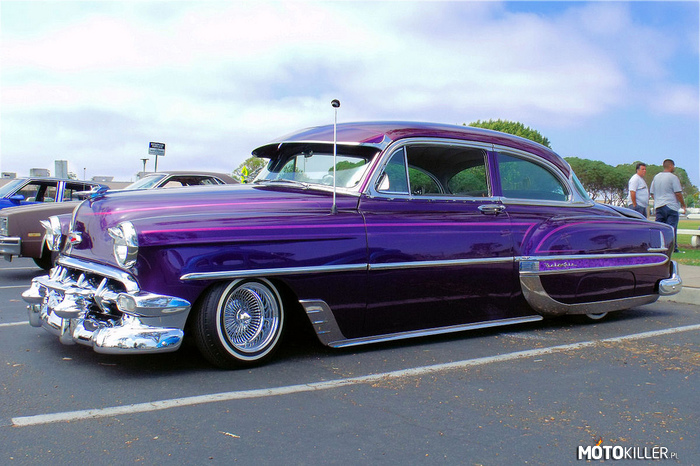 Chevy Bel-Air 1954 –