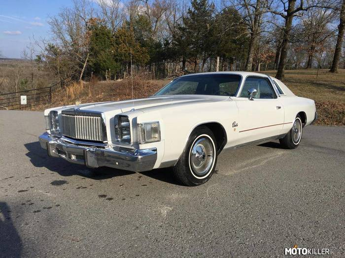 Chrysler Cordoba –