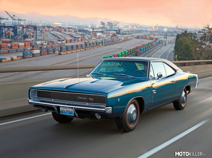 Dodge Charger RT Hemi –
