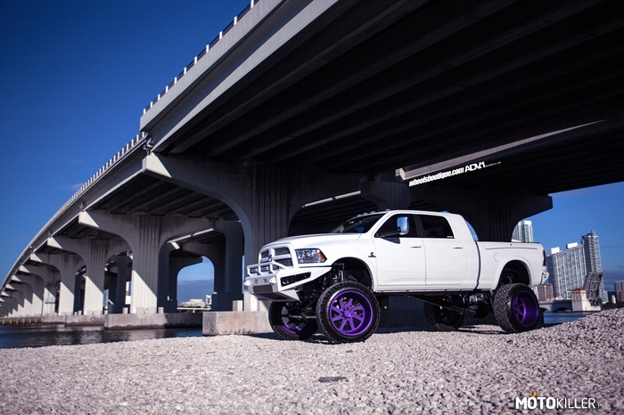 Dodge Ram 2500 Lifted Mopar Truck –