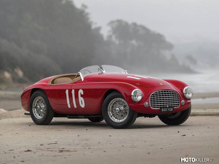 Ferrari 166 MM Barchetta –