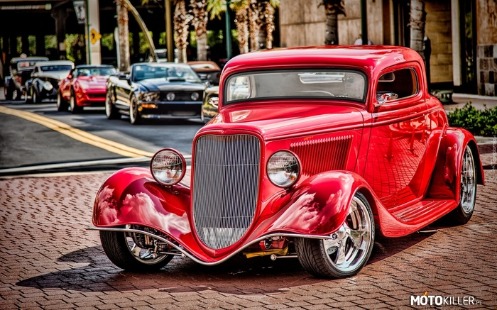 Ford Coupe 1934 –