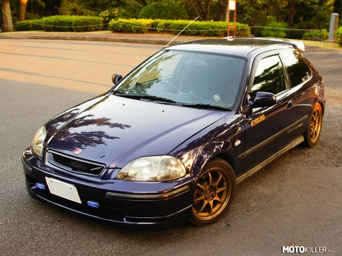 Civic EK4 –