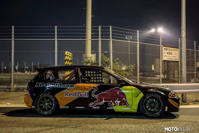 Civic EG6 – Honda Civic z No Good Racing.