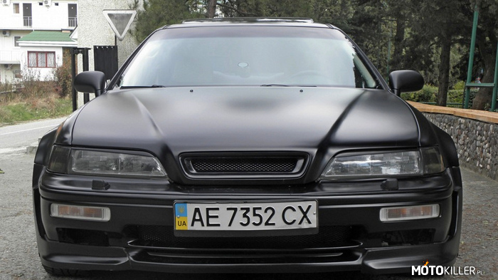 Honda Legend Coupe –