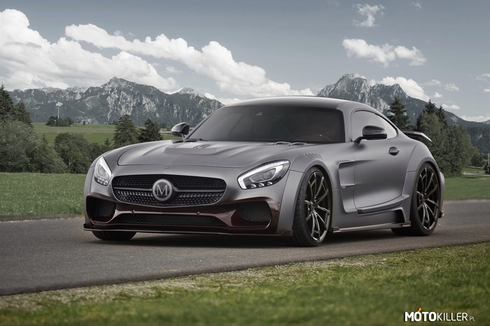 Mansory Mercedes AMG GT S –
