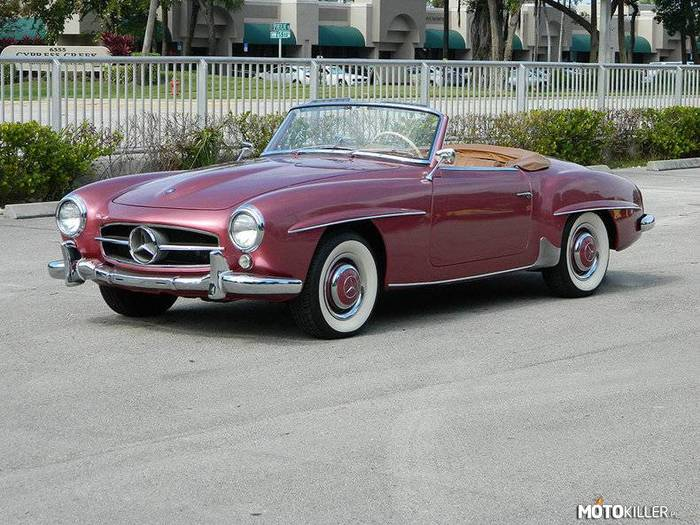Mercedes-Benz 190SL –