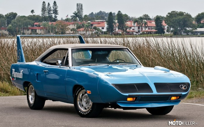 Plymouth Superbird V-Code 440 Six Pack 1970 –