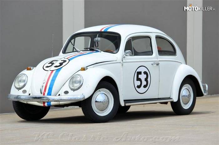 Volkswagen Beetle Herbie The Love Bug –