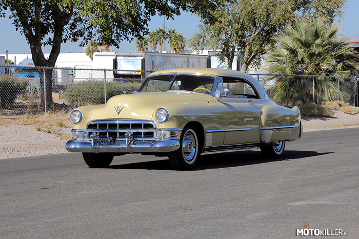 Cadillac Series 62 Coupe deVille 1955 –