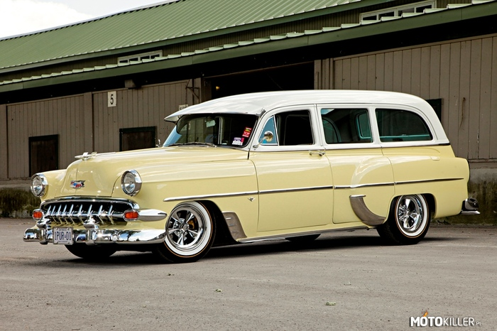 Chevrolet Station Wagon 1954 –
