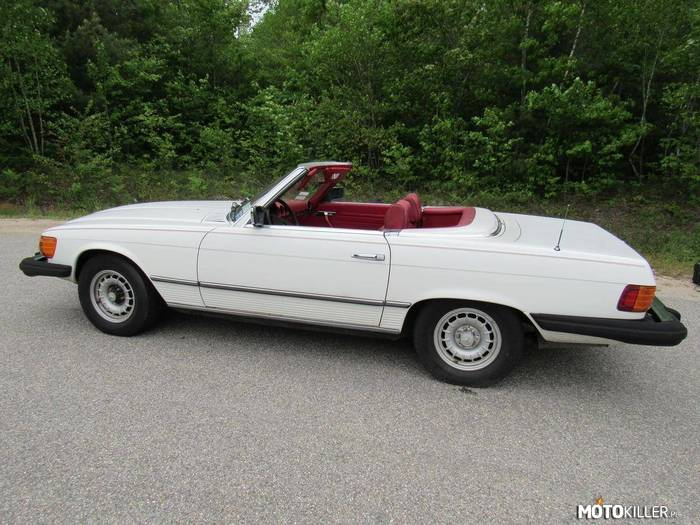 Mercedes-Benz 450SL –