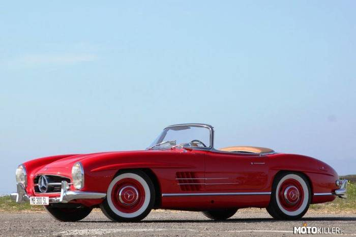 Mercedes-Benz 300SL –