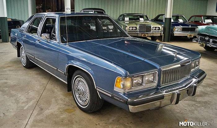 Mercury Grand Marquis GS –