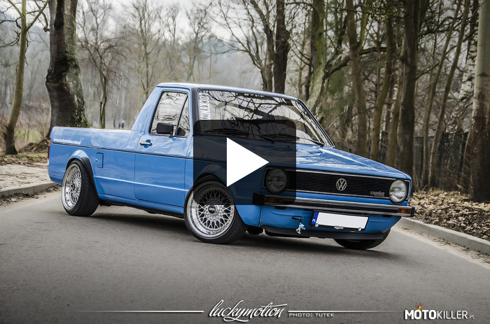 Volkswagen Caddy mk1 Luckymotion –