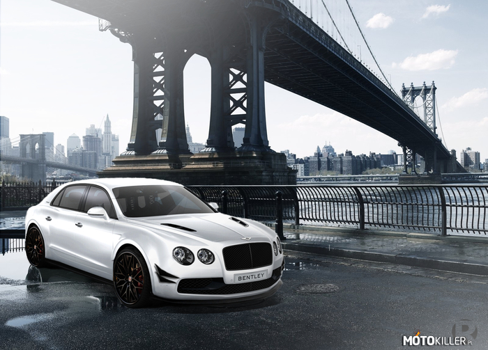 Bentley Flying Spur – Widebody Bentley Flying Spur W12S