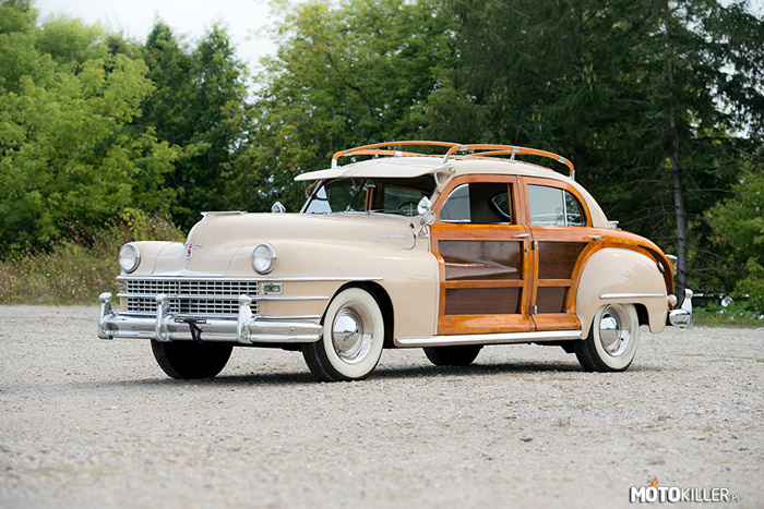 Chrysler Windsor Town Country Sedan 1948 –