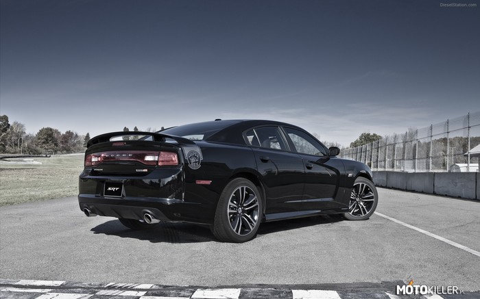 Dodge Charger SRT8 Super Bee 2012 –