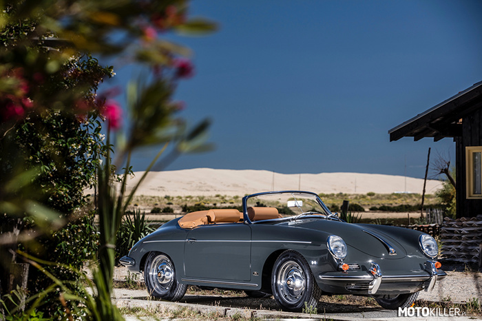 Porsche 356 BT5 Roadster Super 90 1961 –