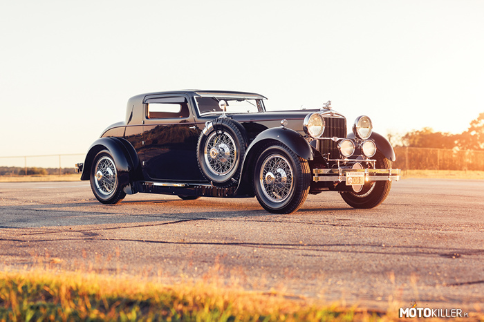 Stutz Model MA Supercharged Coupe 1930 –