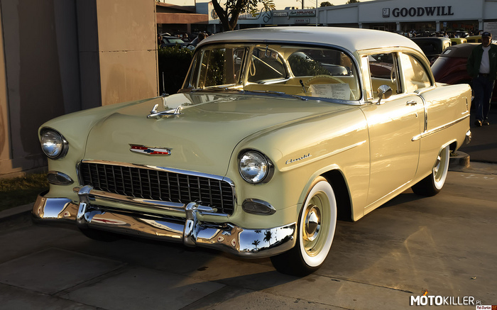 Chevrolet 210 Delray Club Coupe 1955 –