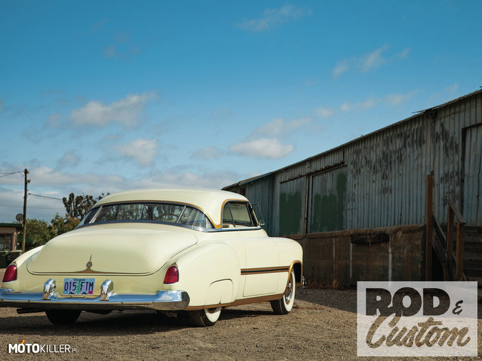 Chevrolet Bel Air 1950 –