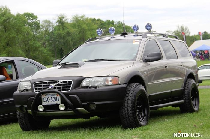 Lifted V70 – Volvo v70 xc70