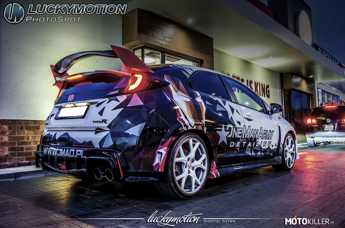 Honda Civic Type-R –