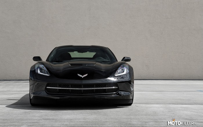 Corvette Stingray  Vossen Project –