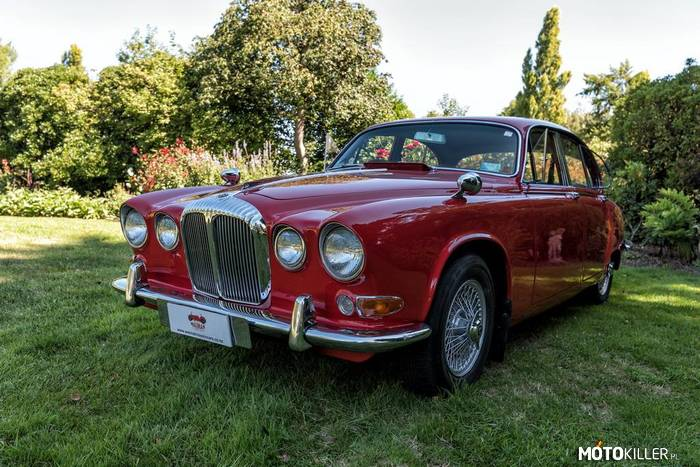 Daimler Sovereign 420 –