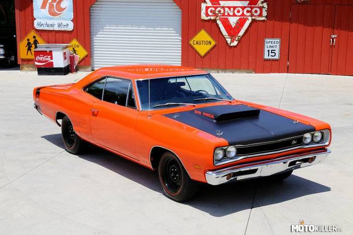 Dodge Super Bee A12 –