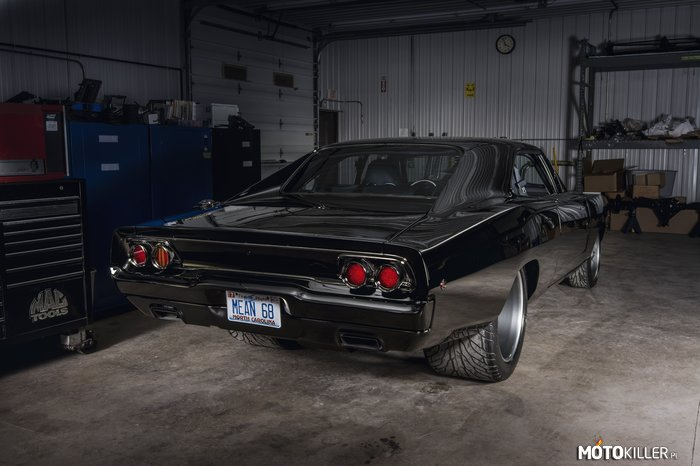 Dodge Charger RT 1968 –