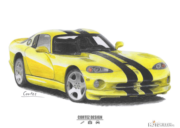 Dodge Viper GTS Coupe –