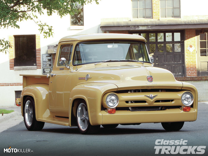 Ford F-100 1956 –