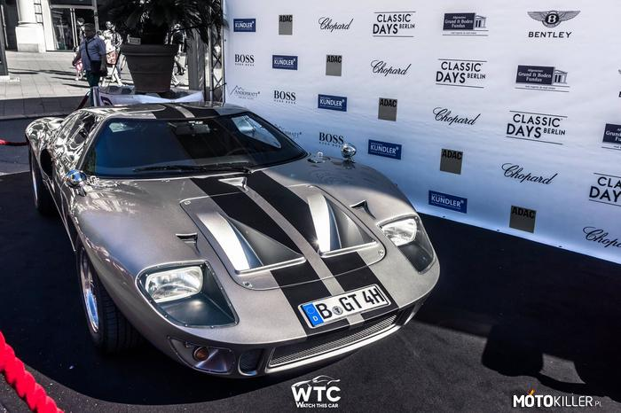Ford GT40 – Ford GT40 foto WTC - Watch This Car