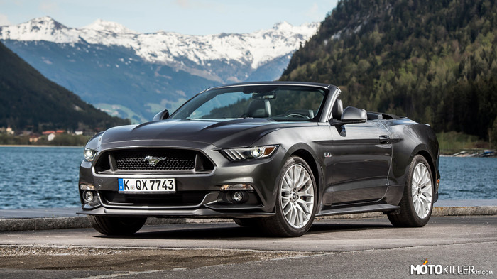 Ford Mustang Convertible 2015 –