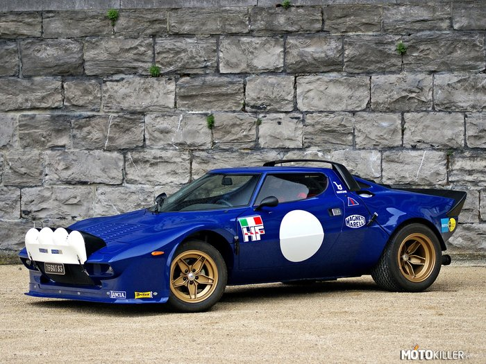 Lancia Stratos Group-4 1972 –