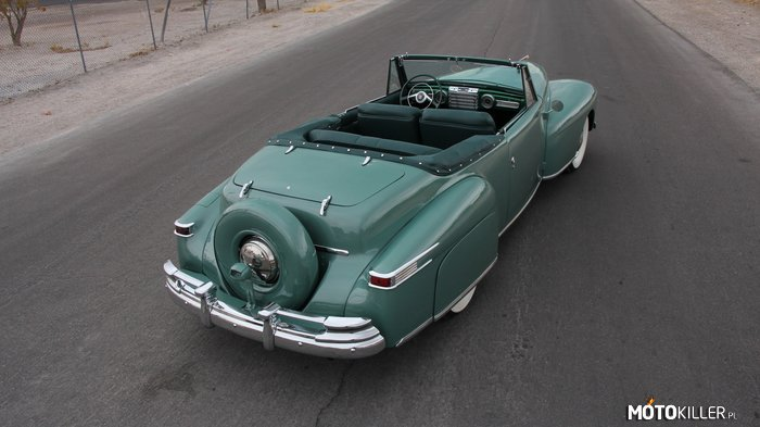Lincoln Continental Convertible 1948 –