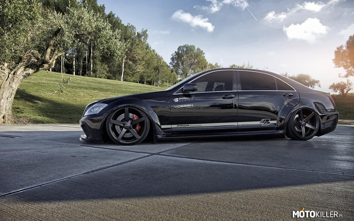 Mercedes-Benz S-Class Prior Design –