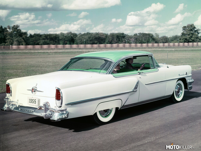 Mercury Montclair Hardtop Coupe 1955 –