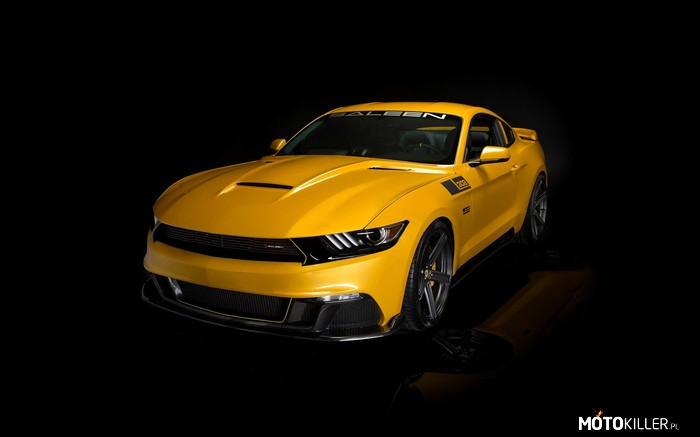 Saleen S302 Black Label –