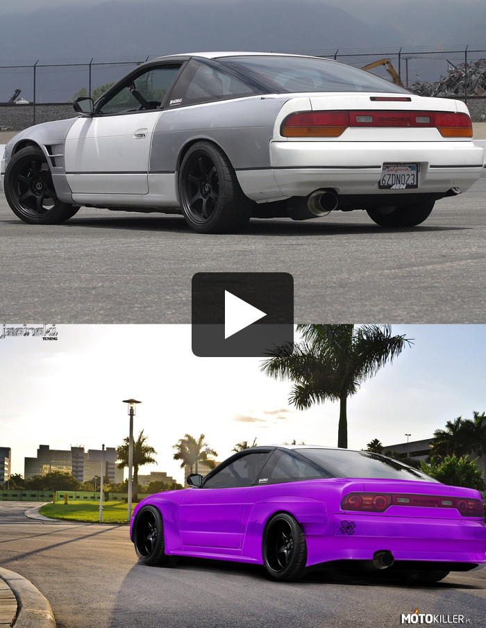 Nissan 240sx Virtual Tuning –