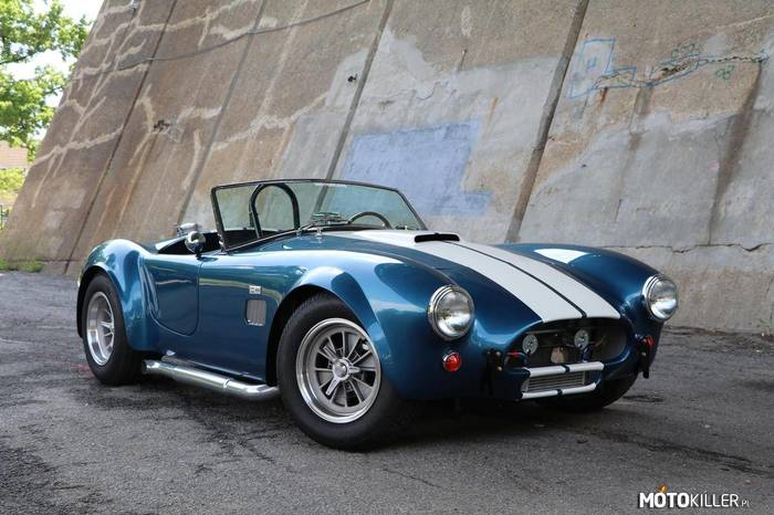 AC Shelby Cobra 289 –