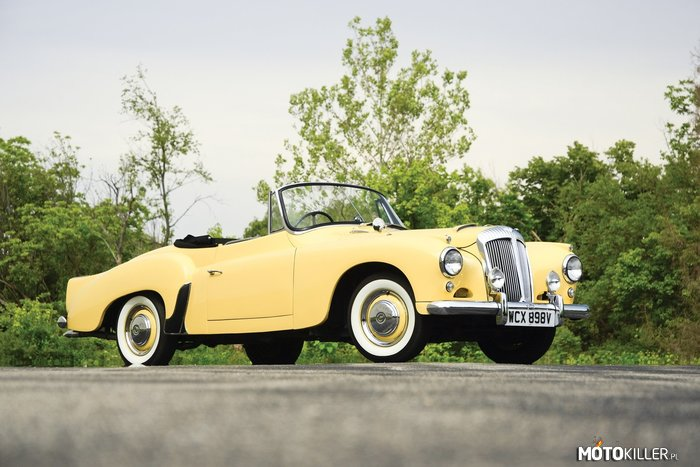 Daimler Conquest Roadster 1953 –