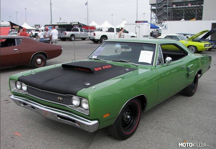 Dodge Super Bee A12 440 Six Pack –