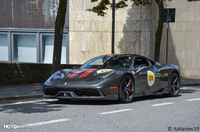 458 Speciale –