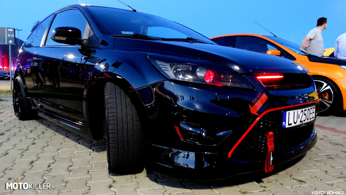 Ford Focus ST – Spot Fast Night's Lublin I Focus 2.5 v6 Turbo