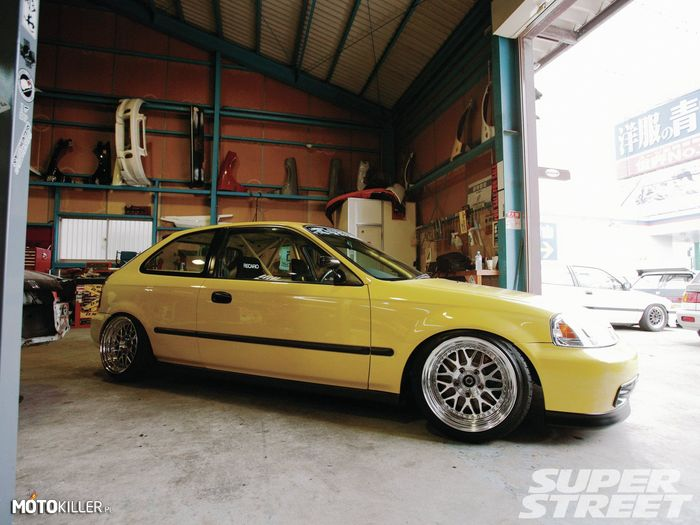 Honda Civic Type-R 1999 –